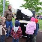 «Расправь крылья» — второй городской фестиваль