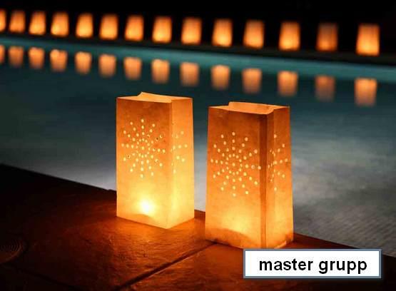 Как сделать китайский фонарик из покета